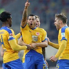 German Bundesliga Second Tier - Fortuna Duesseldorf vs Eintracht Braunschweig