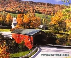 Vermont for a New England Fall