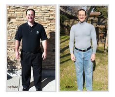 Aaron lost an amazing 60 lbs with the YP10 System. He is an inspiration to us.