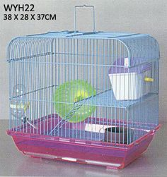 I love this, I want it for my hamster!! Hamster Cage