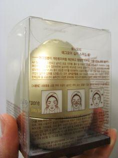 Innocent Culture Blog für asiatischen Lifestyle & koreanischer Kosmetik: Tonymoly Egg Pore Silky Smooth Balm