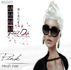 ::VD:: Pink Hair Blacks