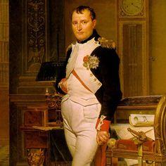 Napoleão Bonaparte - Nascimento: 15 de agosto de 1769, Ajaccio, França Falecimento: 5 de maio de 1821, Longwood Altura: 1,70 m Sepultamento: 9 de maio de 1821 Cônjuge: Maria Luísa de Áustria (de 1810 a 1821), Josefina de Beauharnais (de 1796 a 1810) img1589.jpg (360×360)