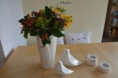 Dekoration mit Sonnenblumen