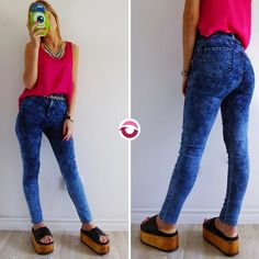 NEW IN MUSCU BASIC SATEN $250 Infaltable! (blanco/natural/fucsia)  JEAN ROCCO $650 Tiro extra alto elastizado nevado una bomba como queda!! Local Belgrano Envios Efectivo y tarjetas Tienda Online http://www.oyuelito.com.ar #followme #oyuelitostore #stylish #styles #fashion #model #fashionista #fashionpost #ootd #moda #clothing #instafashion #trendy #chic #girl #trends #outfitoftheday #selfie #showroom #loveit #look #lookbook #inspirationoftheday #modafemenina #jeans