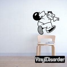 Bowling Wall Decal - Vinyl Decal - Car Decal - Bl003