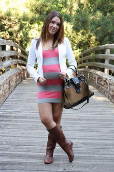 summer maternity bump style