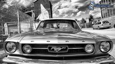 Ford Mustang, Oldtimer