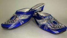 Blue slipper: Blue slipper   Вы будете в них как Королева