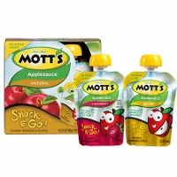 Get $1.10 off Mott's® Snack & Go Applesauce. Want to see more than 1,000 other printable grocery coupons? Visit LOZO!