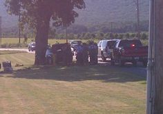 Crews respond to a fatal accident in Lykens, Dauphin County - July 02, 2012 (Photojournalist Jim Stanton)