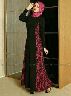 j cole dress style abaya Islamic Fashion, Muslim Fashion, Modest Fashion, Fashion Dresses, Muslim Dress, Hijab Dress, Mode Abaya, Abaya Designs, Islamic Clothing