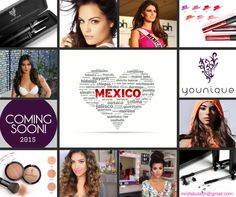 Younique Expansion  Mar. 1 Recruiting US Latina Presenters May 5  Sales of Products in Mexico 4th Quarter Recruiting Mexico Presenters! www.youniqueproducts.com/mollyadams