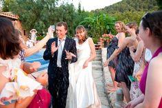 Lottie and Joshua's Relaxed Ibiza Villa Wedding