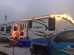 The Sims family is all ready for Christmas! #MyHeartland #Bighorn Bob Sims Connie Sims Thanks for letting us share. Copano Bay RV Resort
