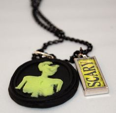 Hey, I found this really awesome Etsy listing at https://www.etsy.com/listing/216882537/glow-in-the-dark-skeleton-cameo-necklace