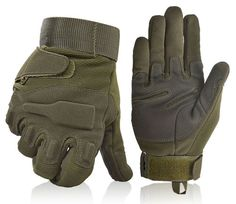 Hot-Outdoor-Full-Finger-Military-Tactical-Hunting-Shooting-Riding-Cycling-Gloves