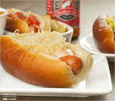 Grilled Reuben Dogs Recipe on Yummly