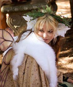 The Winter Fey by atistatplay.deviantart.com on @deviantART