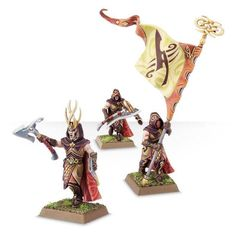 Games Workshop: Warhammer Wood Elves Continue To Gather With Wild Riders & Wildwood Rangers Warhammer Wood Elves, Warhammer Art, Warhammer Fantasy, Fall Color Schemes, Age Of Sigmar, Wood Elf, Fantasy Battle, Game Workshop, Toy Soldiers