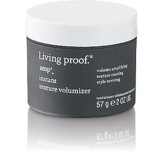 Living Proof Amp2 Instant Texture Volumizer // recommended by Dominique Sachse // about $25 at Ulta