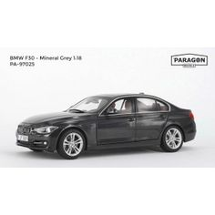 Paragon Models are now available from uk diecast models buy online now!! BMW F30 (3 series) (LHD) - Mineral Grey