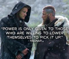 Bjorn and Ragnar Lothbrok Ragnar Lothbrok Vikings, Ragnar Lothbrok Quotes, Ragnar Lothbrook, Lagertha, Vikings Show, Vikings Tv Series, Vikings Season, Ivar Vikings, Norse Vikings