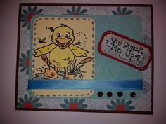 You Quack Me Up card using my free digis scraphappypapercr... ... Uploaded with Pinterest Android app. Get it here: bit.ly/w38r4m