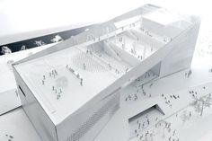 Calle y terraza: enlazadas  sin categoria intervencion urbana recomendados francia concurso