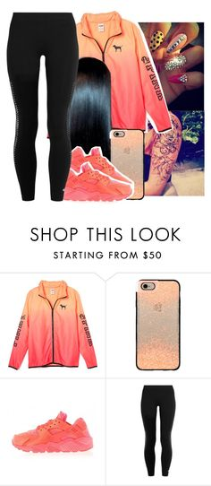 """""""STUCK IN A  HAZE 🈹🈶"""" by jchristina ❤ liked on Polyvore featuring Casetify, NIKE and adidas"""