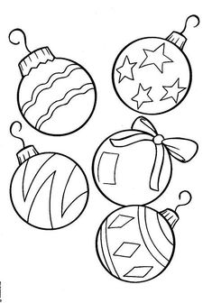 Ball Ornaments – christmas coloring pages – Free Large Images Make your world more colorful with free printable coloring pages from italks. Our free coloring pages for adults and kids. Christmas Ornament Coloring Page, Printable Christmas Ornaments, Christmas Coloring Sheets, Printable Christmas Coloring Pages, Free Christmas Printables, Christmas Templates, Free Printables, Grinch Coloring Pages, Coloring Pages To Print