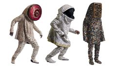 Bonkers About Buttons: Nick Cave Soundsuits