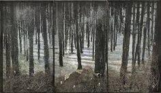 anselm kiefer landscapes - Google Search