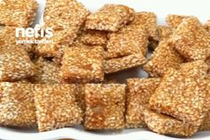 Coffee with Sesame Sugar Crocodile Recipe Greek Cooking, Cooking Time, Crocodile Recipe, Turkish Delight, Middle Eastern Recipes, Snack Bar, Turkish Recipes, Granola Bars, Diy Food
