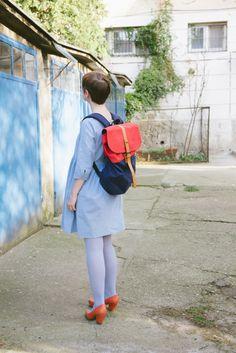 Retro Backpack - Kittenhood