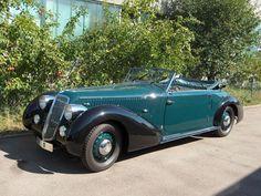 1938 Lancia Astura Convertible Pininfarina 4th Series