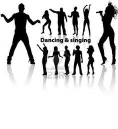 dancing & singing