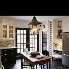 Lighting / flooring / wine