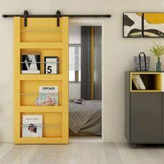 Home Room Design, Home Interior Design, Sliding Wood Doors, Sliding Door Design, Interior Sliding Doors, Sliding Barn Door Hardware, Sliding Bathroom Doors, Sliding Door Systems, Interior Barn Door Hardware