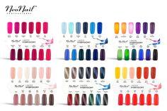 Kliknij i sprawdź inne wzorniki NeoNail Nail Inspo, Diy And Crafts, Polish, Nail Art, Nails, Beauty, Colors, Ongles, Finger Nails