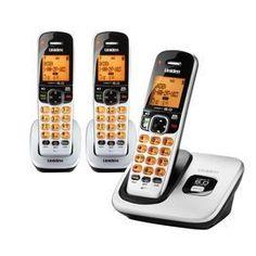 Uniden 3 Handset DECT 6.0 Cordless Phone w/Caller ID