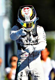 Lewis Hamilton => 40 wins