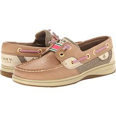 Sperry Top-Sider Rainbow Slip-on Boat Shoe Color: Linen/Oat (or charcoal grey or washed red) Size: Probably 5