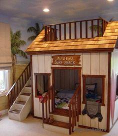 детские домик в комнате - Поиск в Google