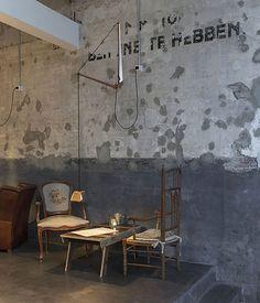 + | Bakkerswinkel Café by Piet Hein Eek, Rotterdam