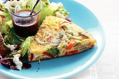 Snelle Frittata Recipe on Yummly. Quick Recipes, Quick Meals, Healthy Recipes, Healthy Diners, Buffet, Sugar Free Diet, Frittata Recipes, Cold Meals, Italian Recipes