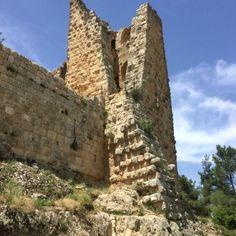 el castillo de Ajloun4