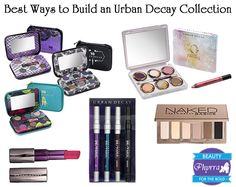 Best Ways to Build an Urban Decay Makeup Collection @Ashley Urban Decay #crueltyfree #beauty #makeup