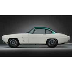 1956 Aston Martin DB 2/4 MKII Supersonic, designed by Ghia