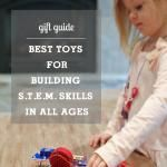 Gift Guide 2013: Top Learning Toys for Building STEM Skills
